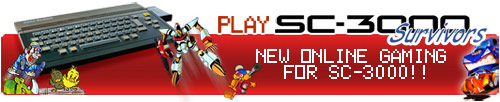 Play SC-3000 - online gaming site