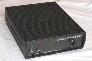 SP100 - Speech Processor by User Tronic Development
